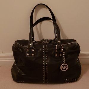 Michael Michael Kors Astor Studded Weekender Bag